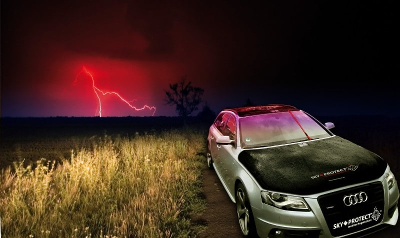 Sky protect за Audi A3